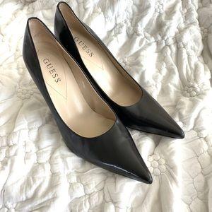 Guess Black Heels Size 8.5